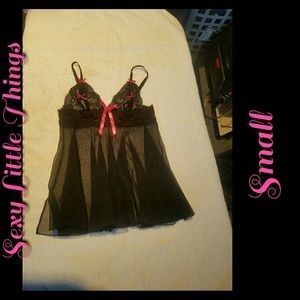 VS Sexy Little Things Lingerie *small*